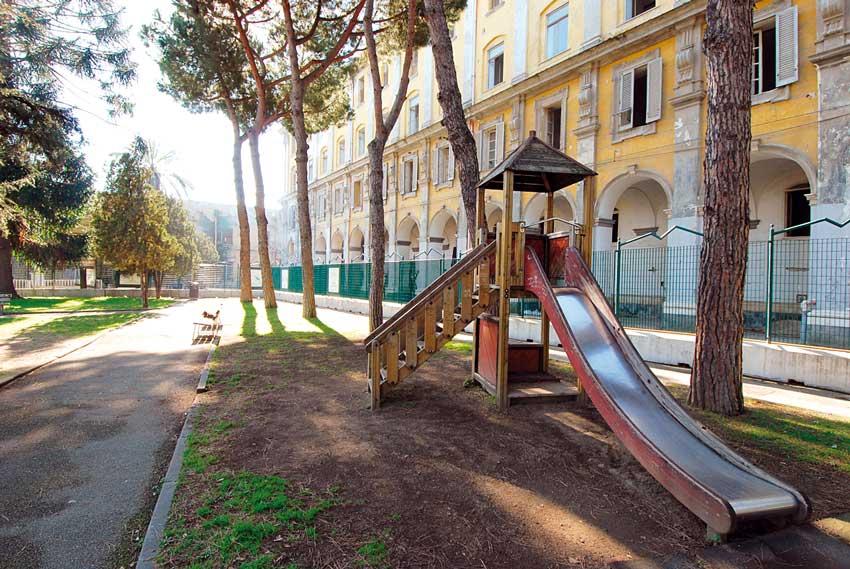 Parco quartieri spagnoli